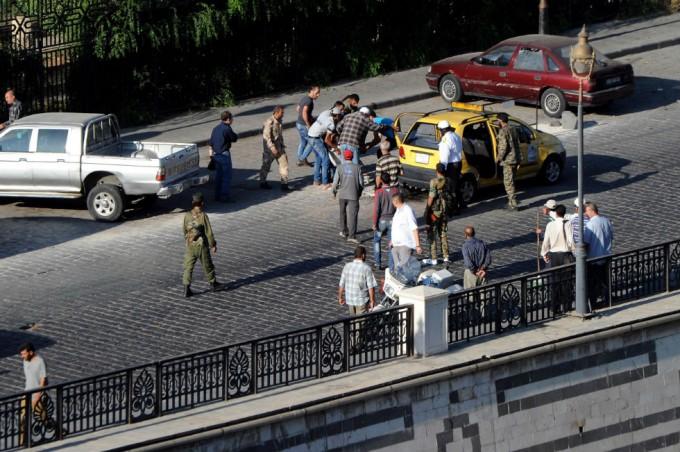 Razzo Damasco