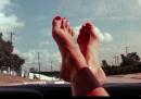 Tutti i piedi dei film di Tarantino