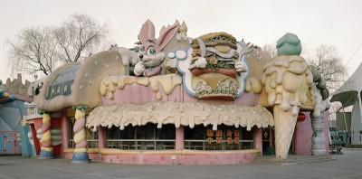 I parchi divertimento cinesi