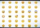 Come nascono gli emoji