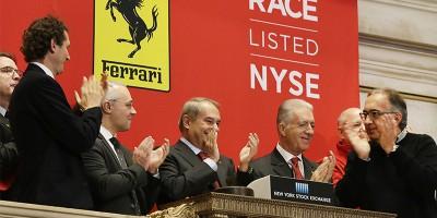 Guida alla quotazione di Ferrari in borsa