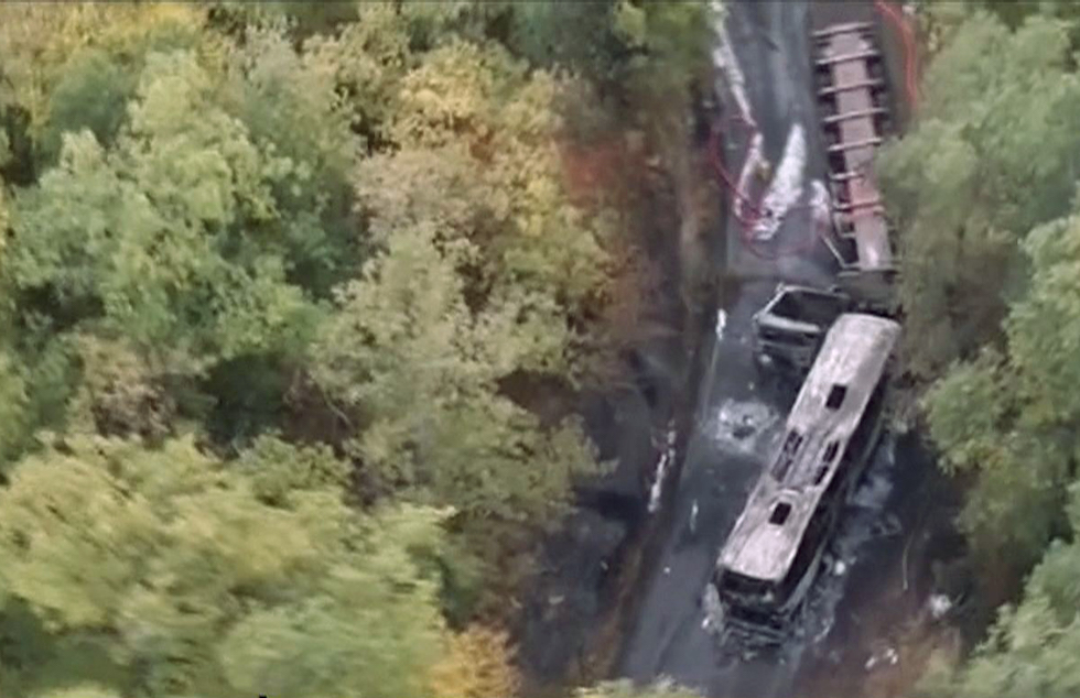 France Road Crash