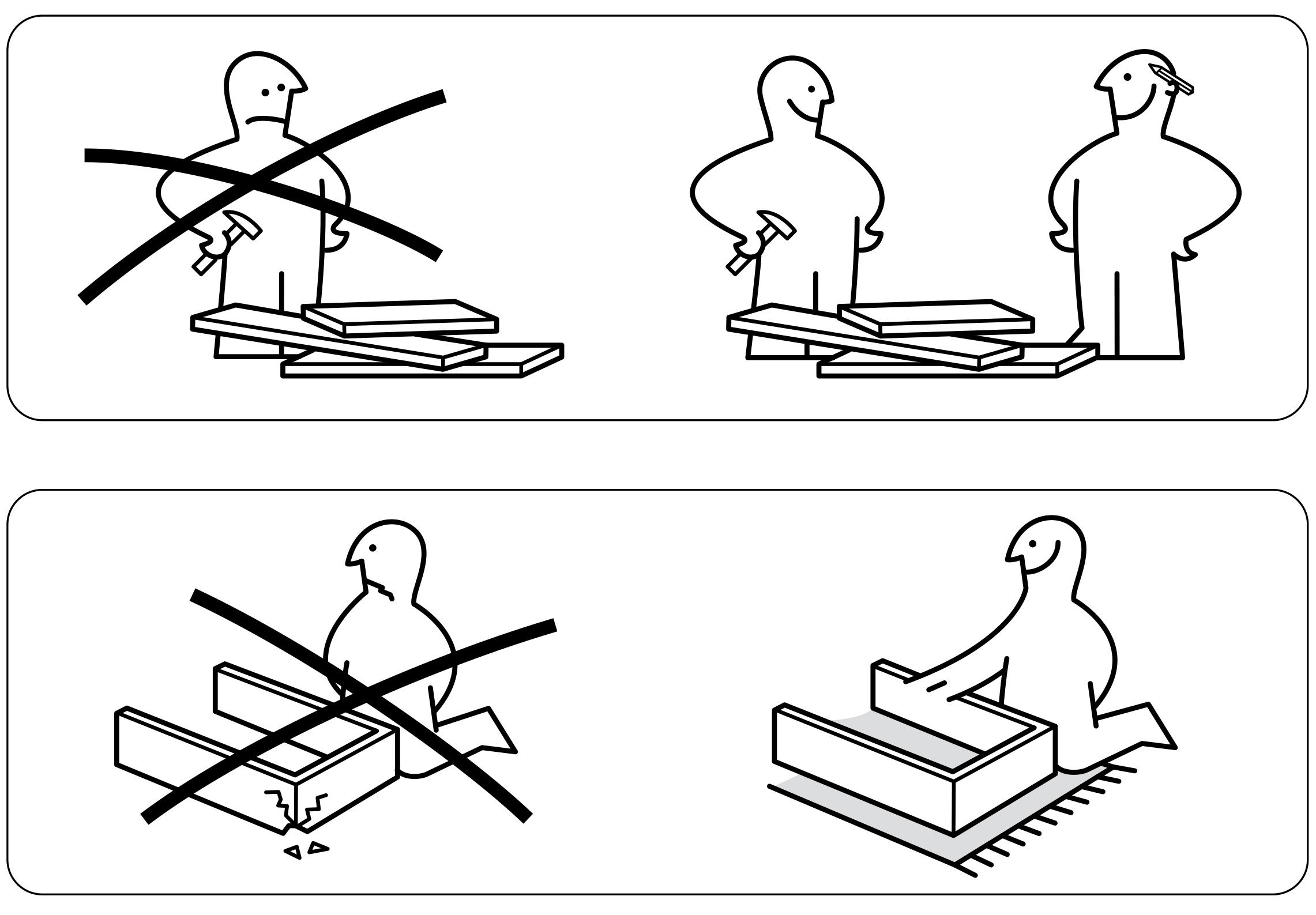 Come sono fatte le istruzioni ikea il post - Ikea montaggio mobili ...