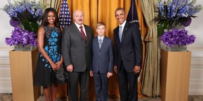 Il figlio che Lukashenko si porta ovunque