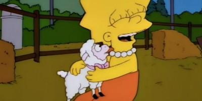 """Lisa la vegetariana"", vent'anni fa"