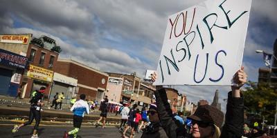 Come fingere di correre una maratona