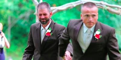 Storia di un matrimonio diventato virale