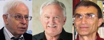 Il Nobel per la Chimica è stato assegnato a Tomas Lindahl, Paul Modrich e Aziz Sancar