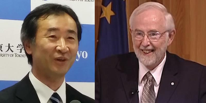 Kajita e McDonald, premi Nobel per la Fisica 2015