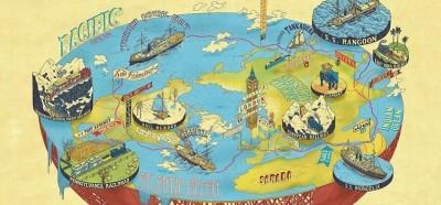 Mappe illustrate di libri famosi