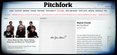 Condé Nast ha comprato Pitchfork