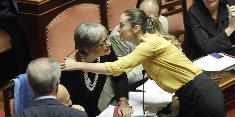 Stato approvato l 39 articolo 2 della riforma del senato for Composizione del senato