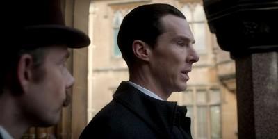 """Il nuovo trailer dell'episodio speciale di """"Sherlock"""""""