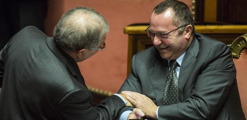 Il senato ha approvato la riforma del senato il post for Aggiunte di legge