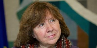 Svetlana Aleksievič ha vinto il premio Nobel per la Letteratura 2015