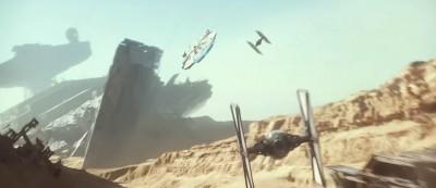 I tre trailer del nuovo Star Wars, montati insieme
