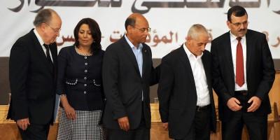 """Cos'è il """"Quartetto per il dialogo nazionale tunisino"""""""