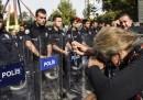 Le manifestazioni ad Ankara, il giorno dopo