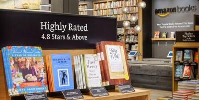 Amazon ha aperto la sua prima libreria, a Seattle