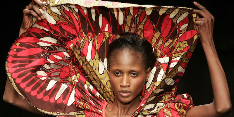 africano donne tubi