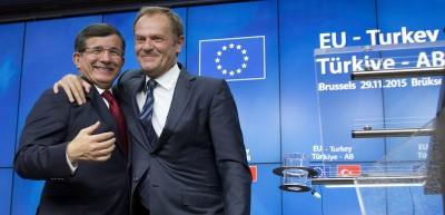 L'accordo fra Turchia e UE sui migranti