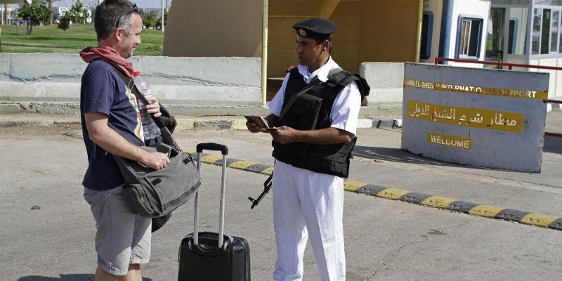 Aeroporto Sharm : I problemi di sicurezza all aeroporto sharm el sheikh