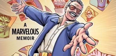 Il fumetto sulla vita di Stan Lee