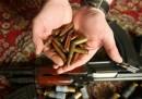 Il mercato slovacco delle armi disattivate