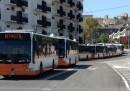 Lo sciopero CTM a Cagliari di giovedì 12 novembre