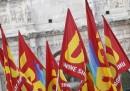 Lo sciopero generale del pubblico impiego di oggi, venerdì 20 novembre