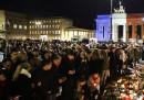 Le manifestazioni per Parigi in tutto il mondo