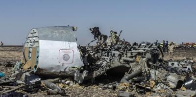 L'aereo russo è caduto per «cause esterne»