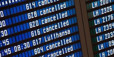 Il grosso sciopero dei dipendenti Lufthansa