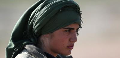 Le foto delle combattenti nel Rojava