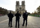 Poliziotti Parigi