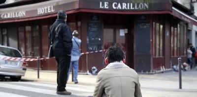 Le immagini degli attentati dell'ISIS a Parigi