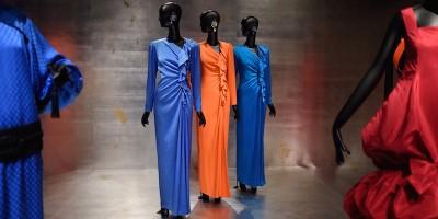 Gli abiti di Jacqueline de Ribes in mostra a New York