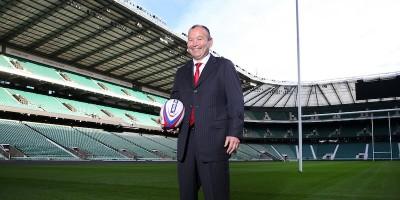 Il primo allenatore straniero della nazionale di rugby inglese
