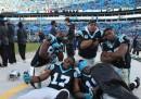I Carolina Panthers hanno fatto 10 su 10