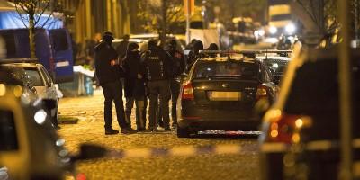 Le operazioni anti terrorismo in Belgio