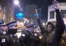 Le foto delle proteste a Chicago