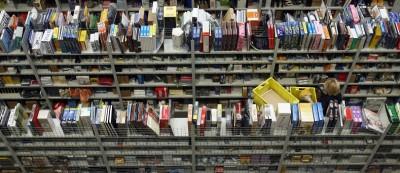 Amazon pubblicherà libri in Italia