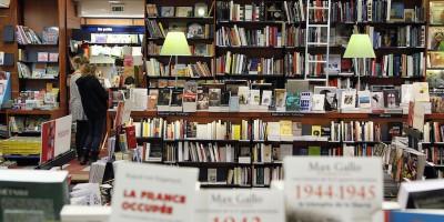 I libri e le bombe a Parigi