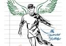 Diario segreto di Pasolini, a fumetti