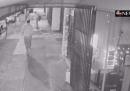 Il video di Serena Williams che insegue l'uomo che le ha rubato il telefono