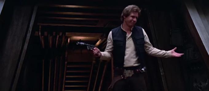 10 importanti scene tagliate dai film di Star Wars