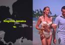 Tutti i paesi del mondo in cui è stato James Bond