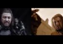 La prima e l'ultima scena di un po' di personaggi di Game of Thrones
