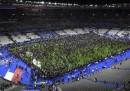 Le foto dello Stade de France dopo l'attentato a Parigi