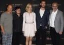 Woody Harrelson in pigiama per Hunger Games